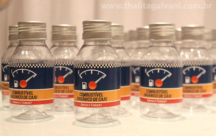 Garrafinhas de suco para entrega, opcional cheias ou vazias